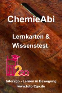 Cover der ChemieAbi App