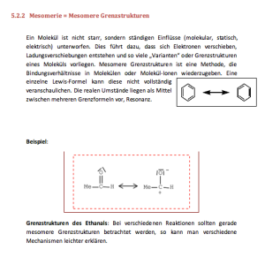 Aromaten - Auszug aus dem Chemie-Lernskript für das NRW-Abitur